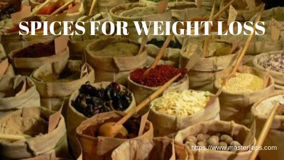 spices-for-weight-loss-http://masterjitips.com