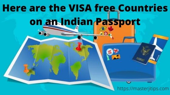 here-are-the-visa-free-countries-on-an-indian-passport-http://masterjitips.com/