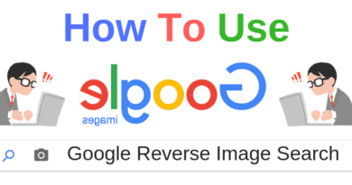 Image reverse search