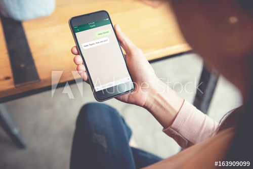 Send a message to anyone without saving a number