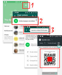 How to add contacts on WhatsApp through QR Code